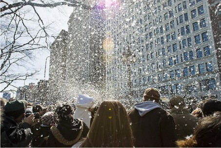 Pillow Fight Day Chicago