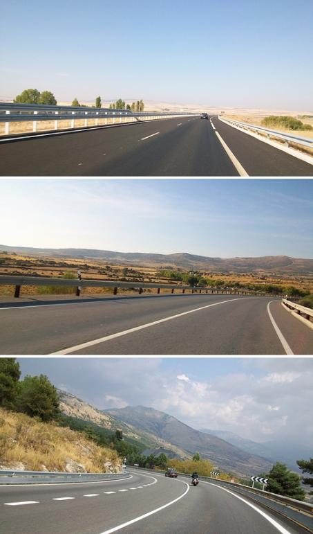 estradas espanholas