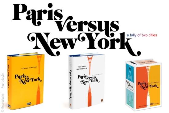 Resultado de imagen de paris vs new york libro