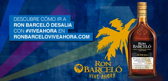 Ron Barceló VIVE AHORA