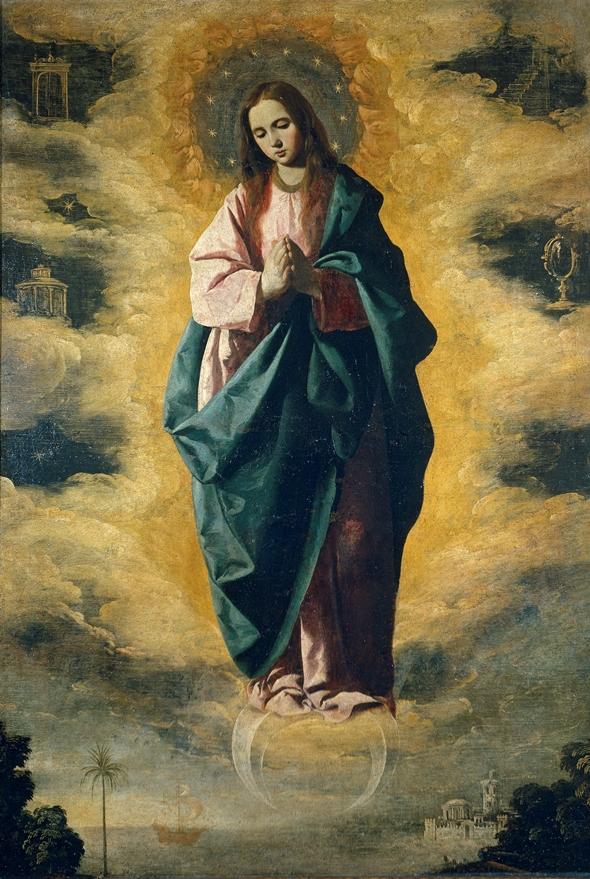 La Inmaculada Concepción, 1630