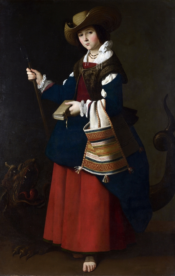 Santa Margarita, 1631