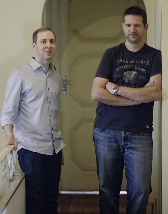Renato Steinberg e Flavio Pripas