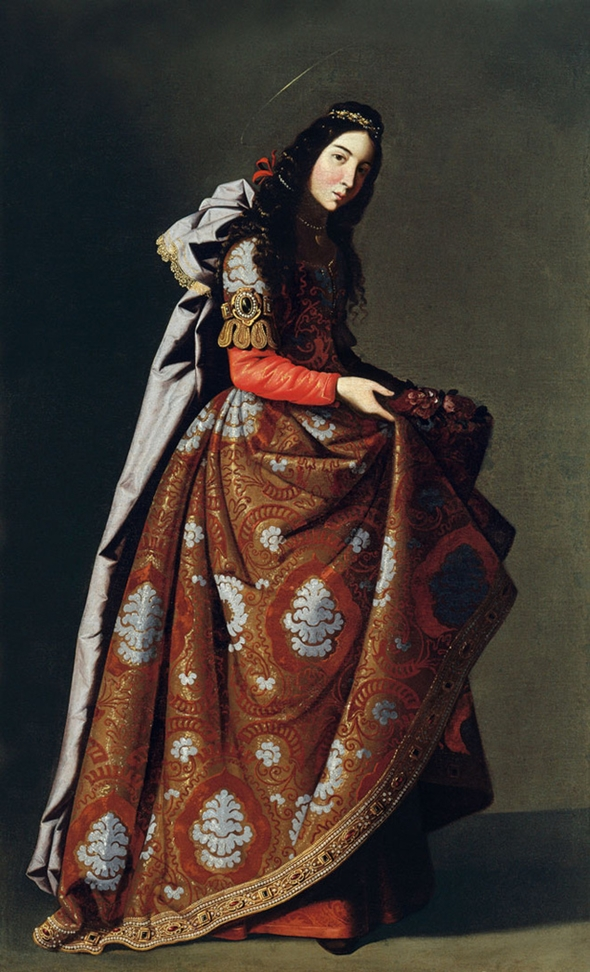 Santa Casilda (1640)