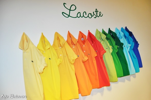 AW13 Lacoste