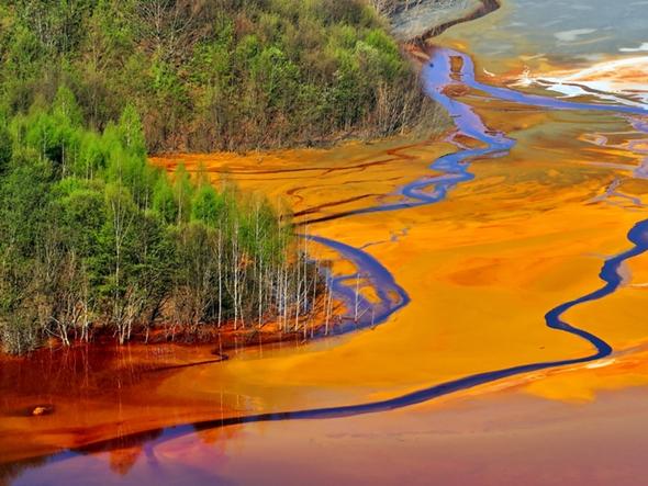 ecofashion - water pollution china