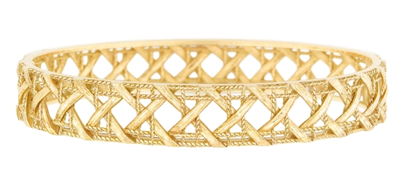 MY DIOR BRACELET - YELLOW GOLD