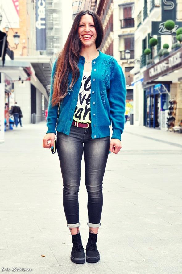 Street style - Madrid