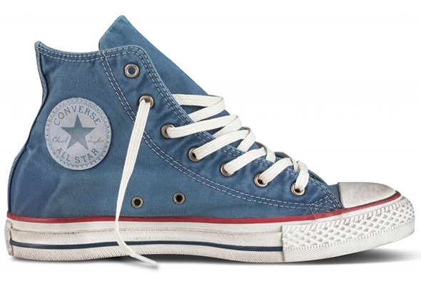 The Converse Well Worn Sneaker Collection