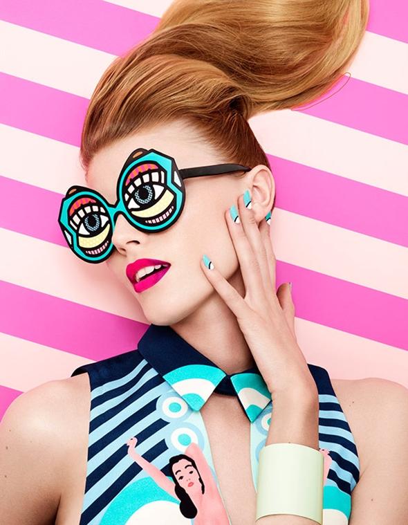 Vogue Japan - Pop Art