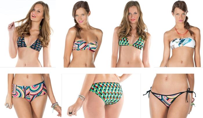 volcom bikinis