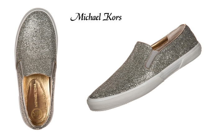 zapatillas brillante Michael Kors
