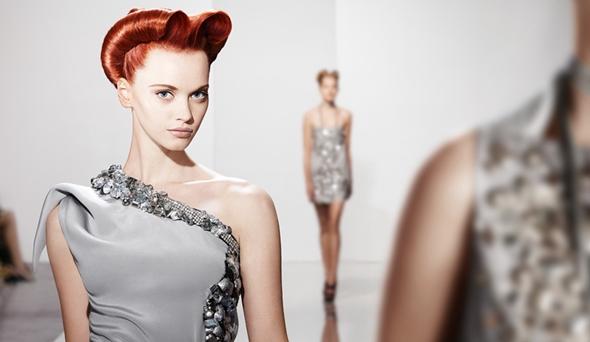 peinado redken 1