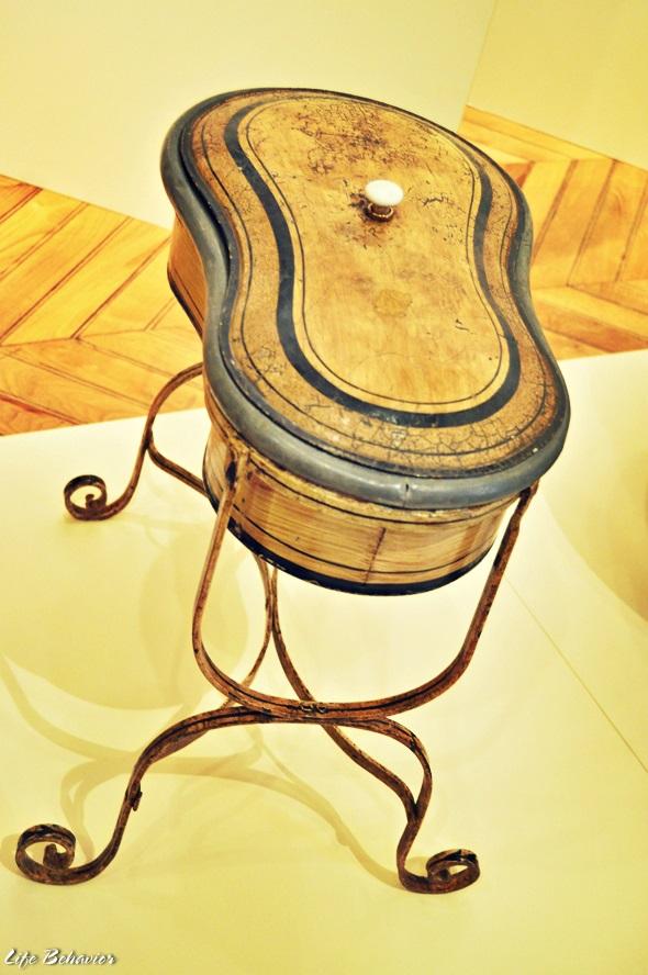 Museo Cerralbo - exposición Toilette