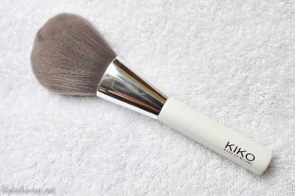 pinceles maquillaje Kiko Cosmetics (2)