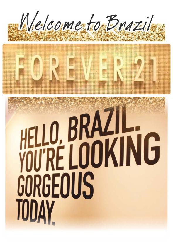 Forever 21 Brasil