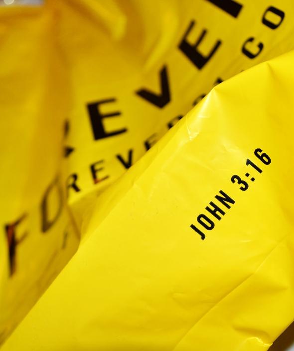 forever 21 john 3-16